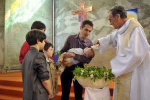 sacrement du baptême