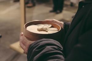 sacrement de l'eucharistie